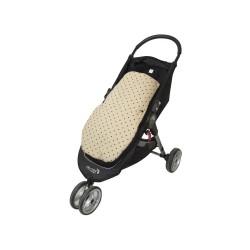 Saco de silla Fundas Bcn Baby Jogger City Mini invierno Hipstar
