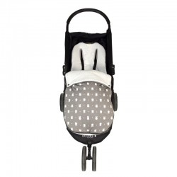 Saco de silla entretiempo Fundas Bcn Baby Jogger City Mini/Zip/Tour Miffy