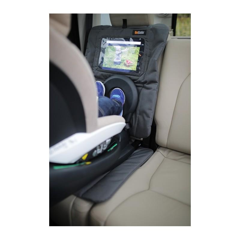 Protector asiento BeSafe con porta-tablet
