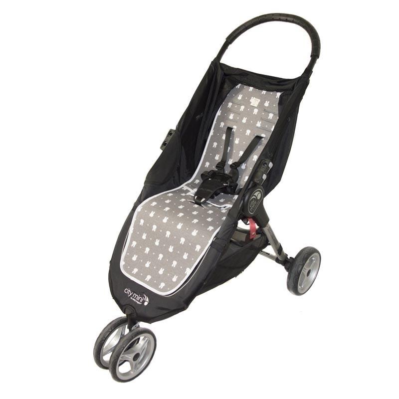 Colchoneta silla Fundas Bcn Baby Jogger City Mini Miffy