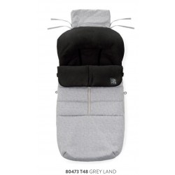 Saco Silla invierno Jane Nest Plus T48 Grey Land