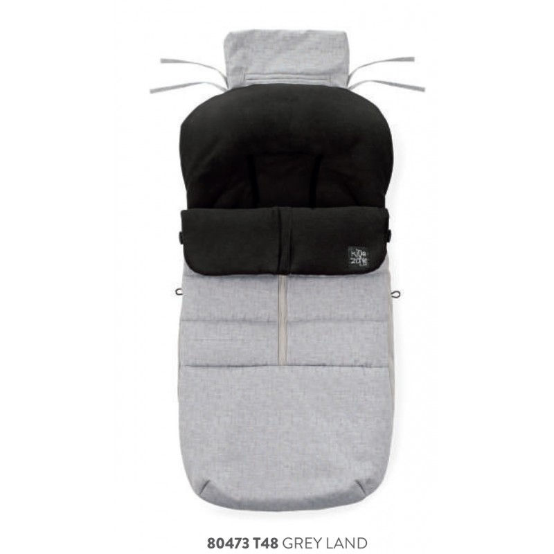Saco Silla invierno Jane Nest Plus T48 Grey Land
