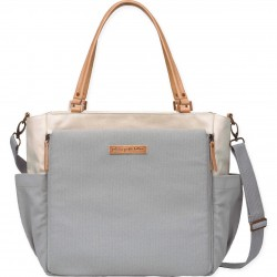 Bolso cochecito Petunia Pickle Bottom City Carryall Birch-stone