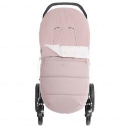 Saco silla universal invierno Uzturre 83 Polipiel rosa empolvado