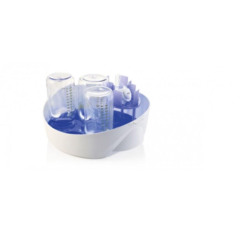 Esterilizador Miniland Micro Warmy microondas