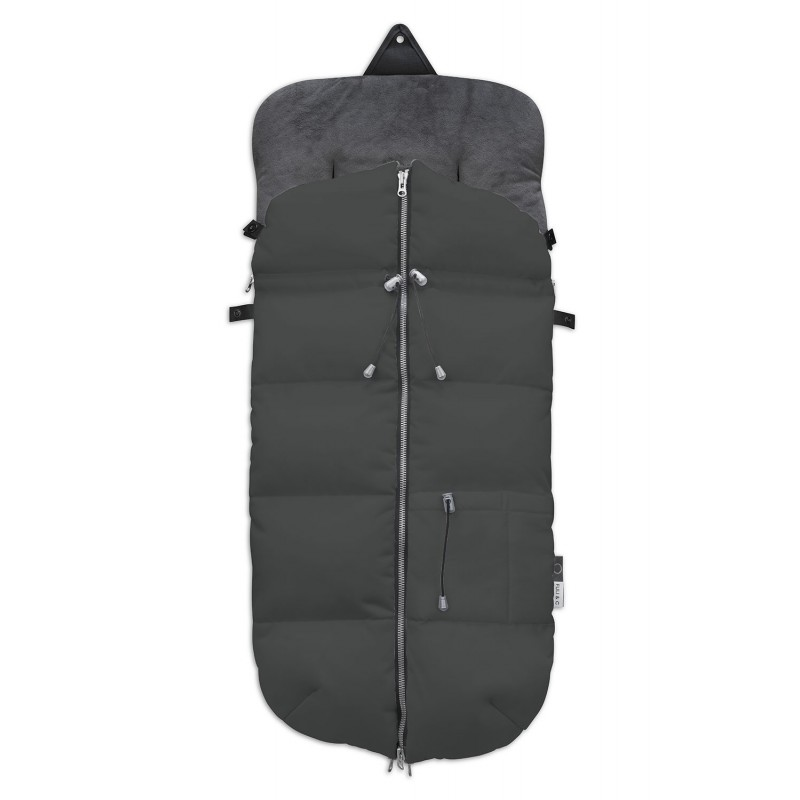 Saco de silla Universal invierno Fuli & C Plonge Gris Oscuro