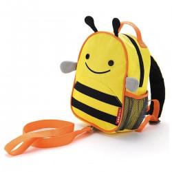 Mochila guarderia Skip Hop Zoo Arnes Bee abeja