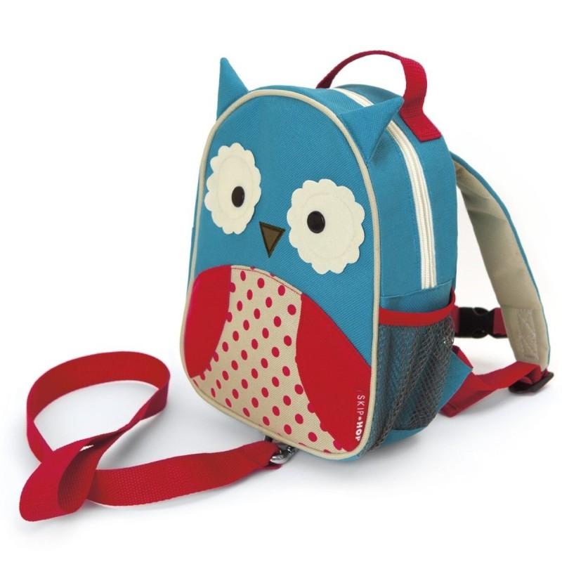 Mochila guarderia Skip Hop Zoo Arnes Owl