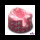 Funda esBBCover Trona asiento Bumbo Pink balloon