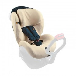 Funda protectora toalla BeSafe para Izi Combi-Izi Kid-Izi Plus-Izi Comfort beige