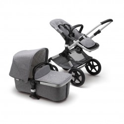 Bugaboo Fox Classic Collection aluminio
