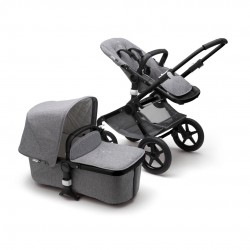 Bugaboo Fox Classic Collection negro