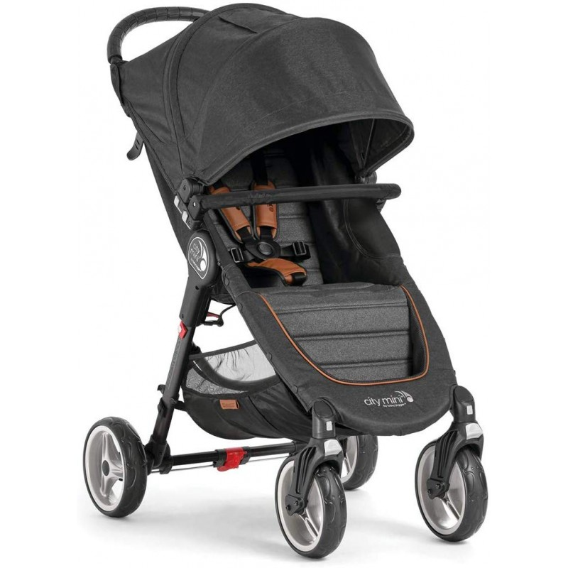 Baby Jogger City Mini 4 10 Aniversario con barra