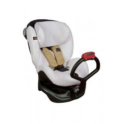 Funda protectora toalla BeSafe para Izi Combi-Izi Kid-Izi Plus-Izi Comfort blanco