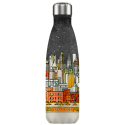 Botella termo Chilly's NEW YORK 500ml