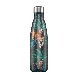 Botella termo Chilly's Leopardo 500ml