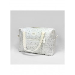 BOLSA MATER. CAMILA GREY ON GREY