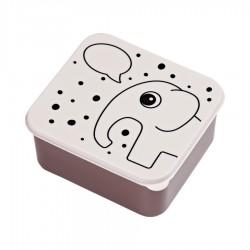 Lunch box Elphee rosa
