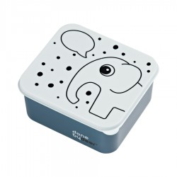 Lunch box Elphee azul