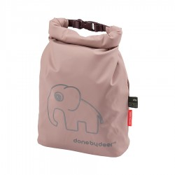 Bolsa impermeable Elphee rosa