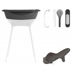 Set Bañera Luma completo y kit accesorios