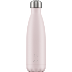 BOTELLA INOX BLUSH ROSA BABY 500 ml.