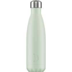 Botella termo Chilly's BLUSH MENTA 500 ml.