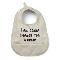 babero Elodie Change the World