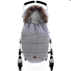 Saco silla Uzturre HANSEL GRIS MOUTON