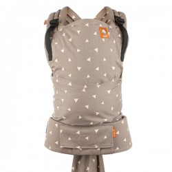 MOCHILA TULA HALF BUCKLE SLEEPY DUST GRIS