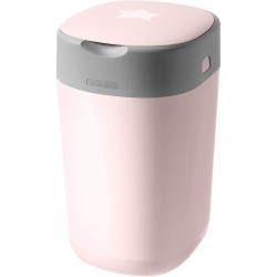 Contenedor pañales Tommee Tippee Twist&Click rosa