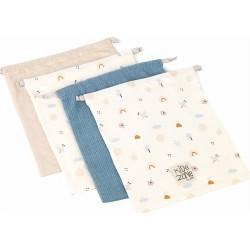 Set bolsas Birth bags U07 Mild blue