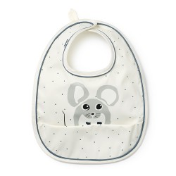 Babero Elodie Forest Mouse Max