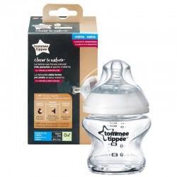 Biberon Tommee Tippee Closer Nature Cristal 150 ml