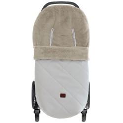 Saco silla Uzturre invierno Cocco beige-mouton