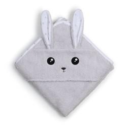 Capa baño Bonjourbebe reno y conejo