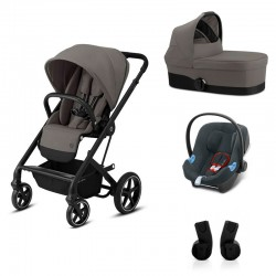 Pack Cybex BALIOS S Lux trio