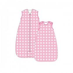 Saco de dormir EsBag Pink Ballon 6-18m espesor 2,5