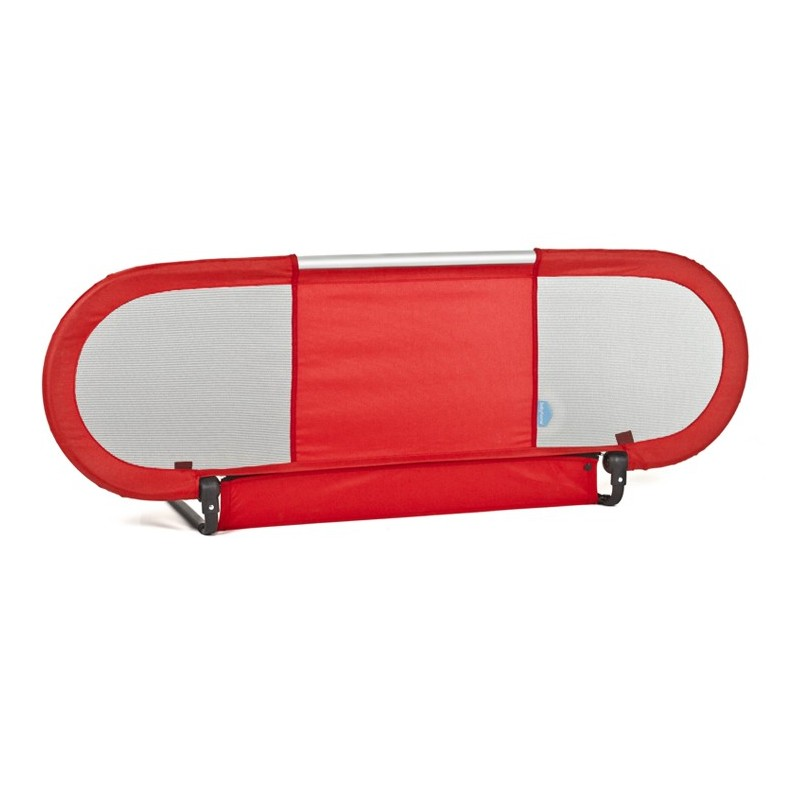 Barrera cama Babyhome Side rojo