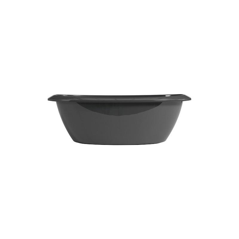 Cubeta bañera Luma Dark Grey