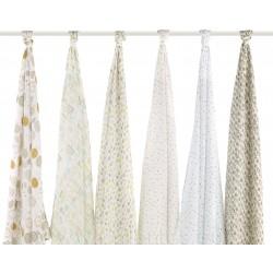 Muselina Jane multiuso algodón