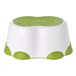 Alzador banqueta baño Bumbo Step Stool verde
