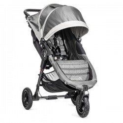 Baby Jogger City Mini GT gris/negro