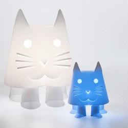 Lámpara de compañia de mesa Zzzoolight mini - gato