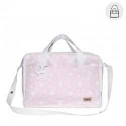 Bolso maternal hospital viaje Cambrass maletin Etoile rosa