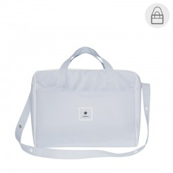 Bolso maternal hospital viaje Cambrass maletin Basic azul