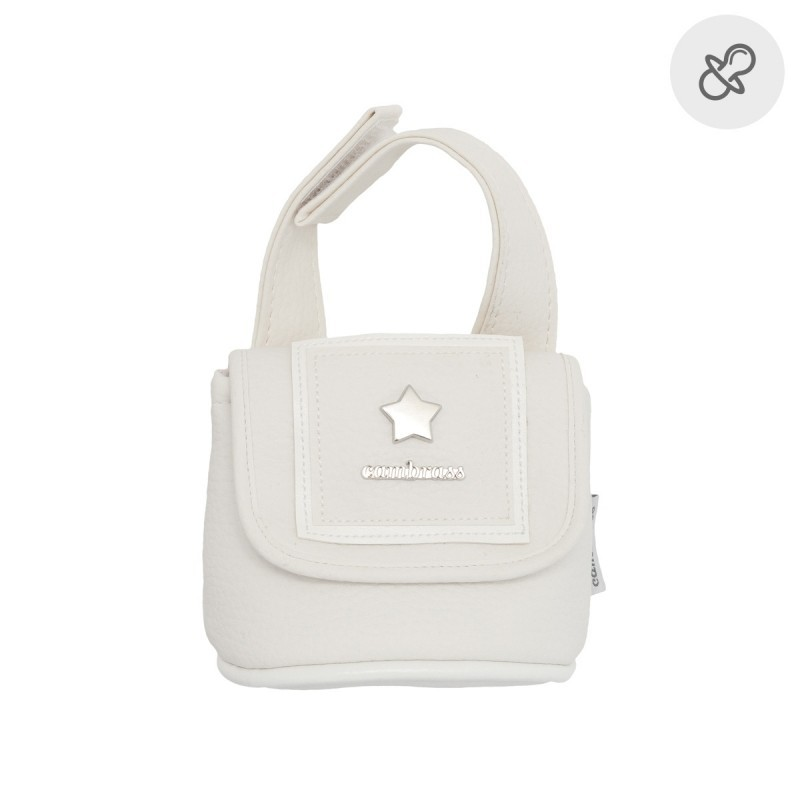 Portachupetes Cambrass Basic beige