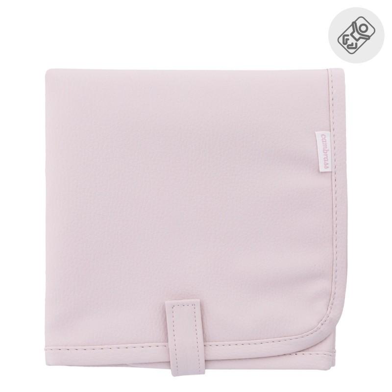 Cambiador vestidor de mano Cambrass basic rosa