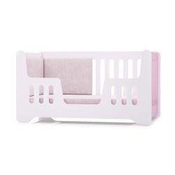Cuna Alondra C160 rosa