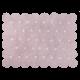 Alfombra Lorena Canals lavable Galleta rosa 120x160